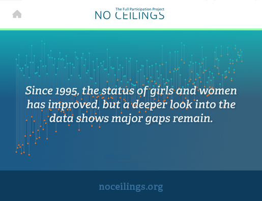 No Ceilings: The Full Participation Project